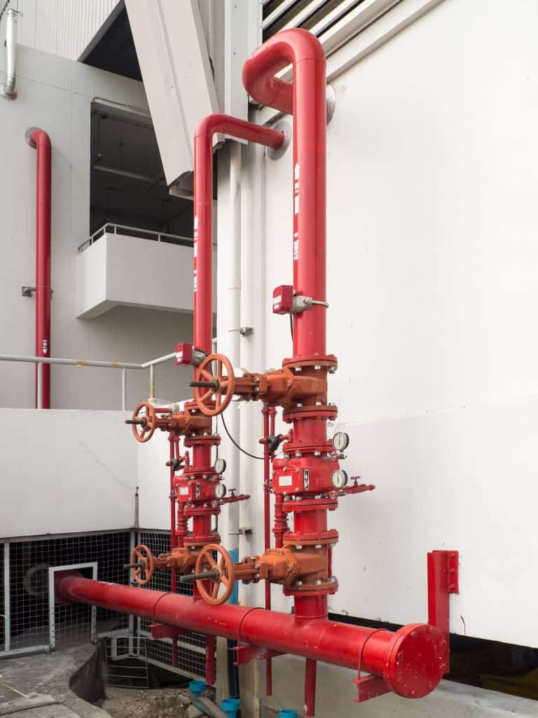 Fire Sprinkler Systems Inspections in Atlanta, GA and surrounding areas.