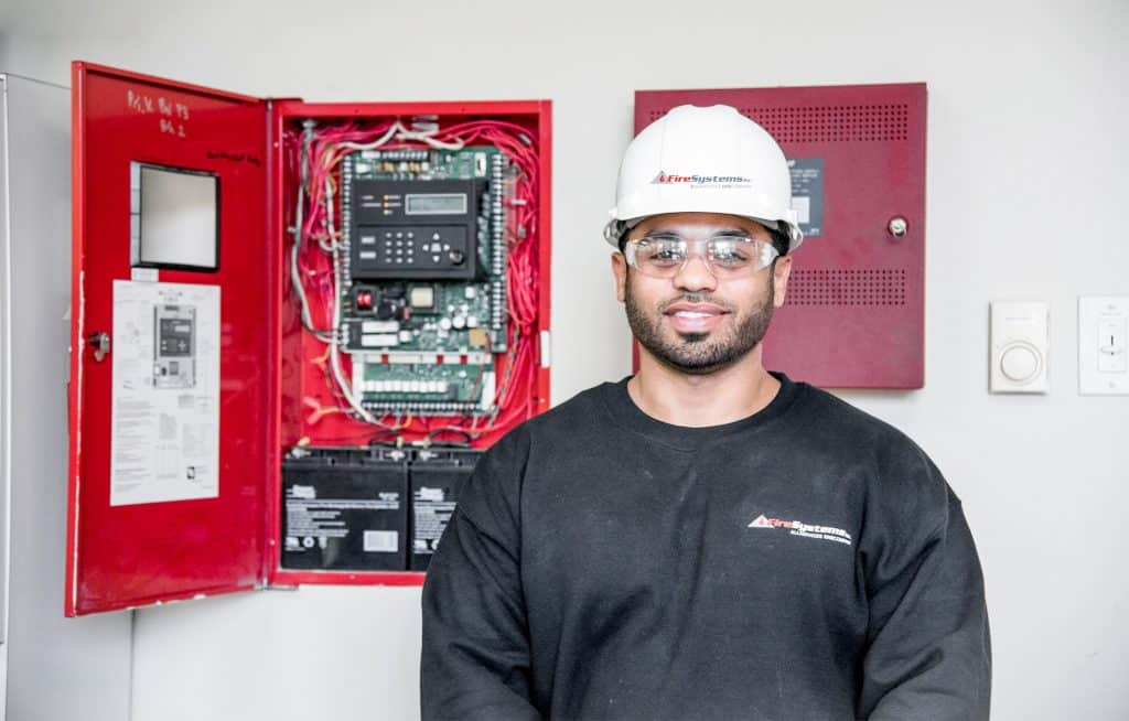 Fire Alarm Installation services in Atlanta, GA and surrounding areas.