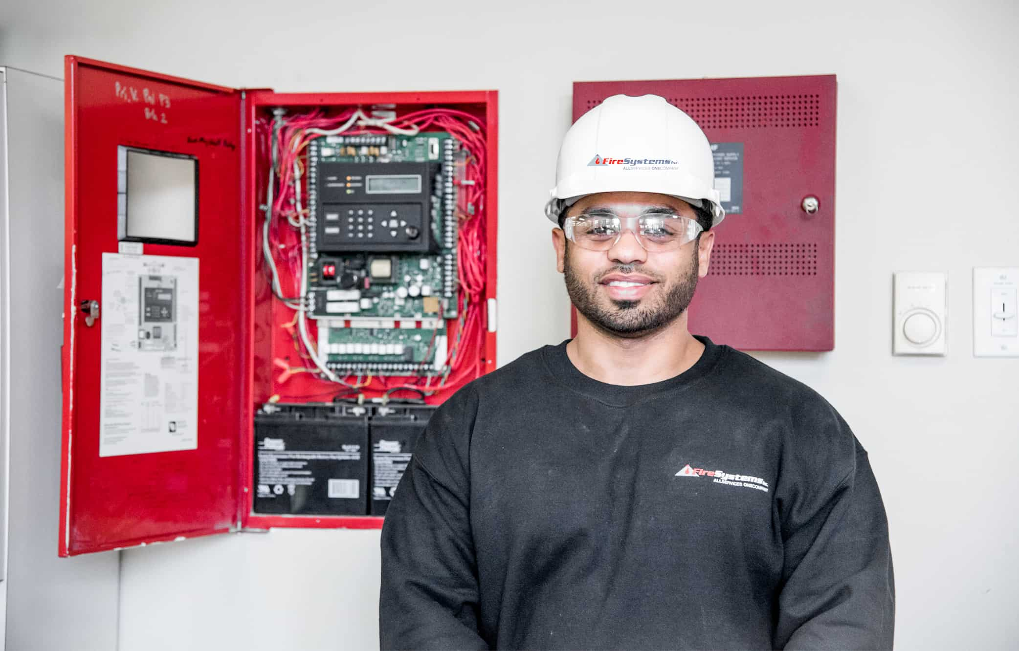 Which fire safety system to use and