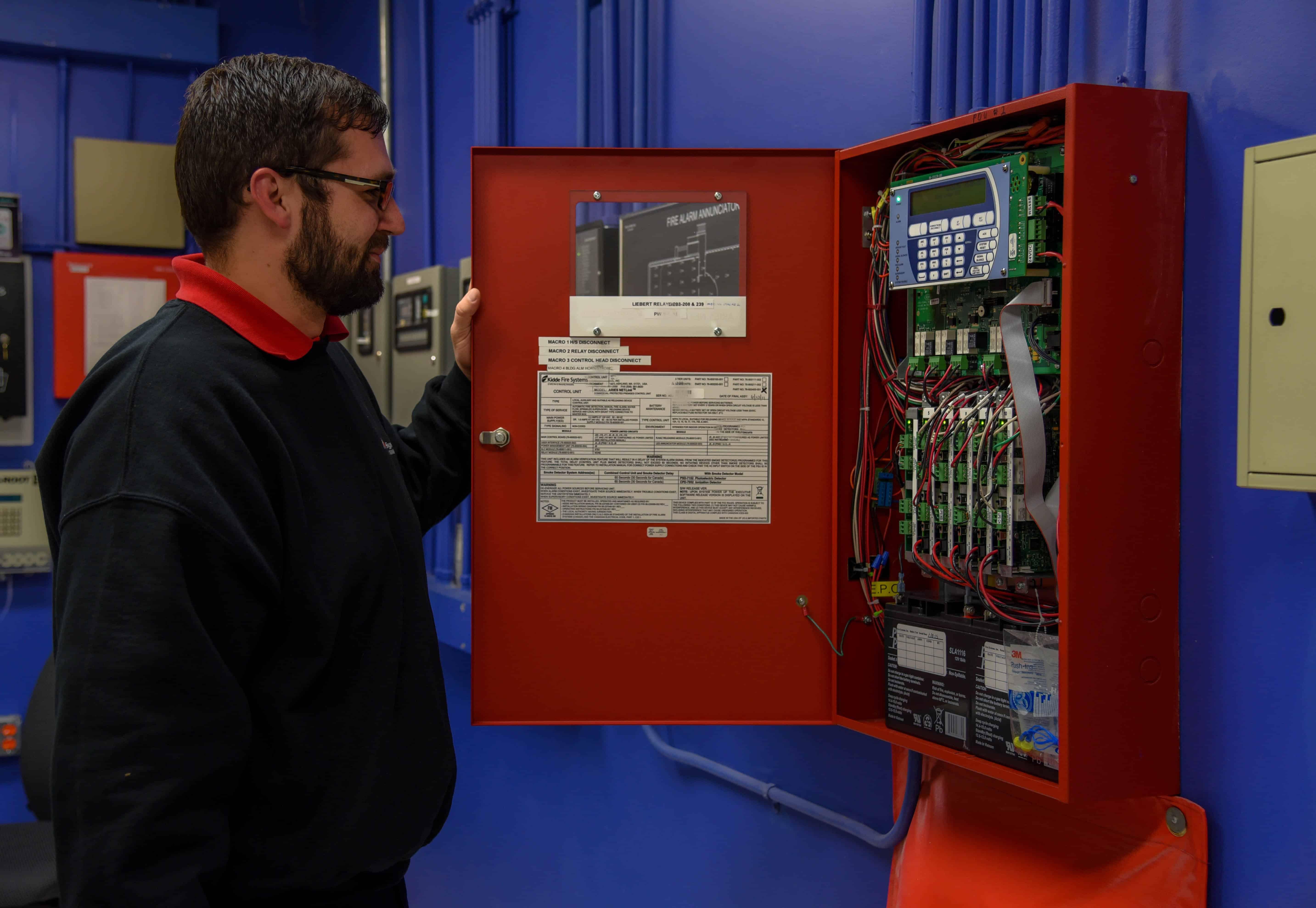 Atlanta Fire Alarm Inspection Installation And Testing