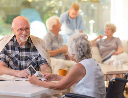 Fire Protection for Assisted Living Facilities & Convalescent Homes
