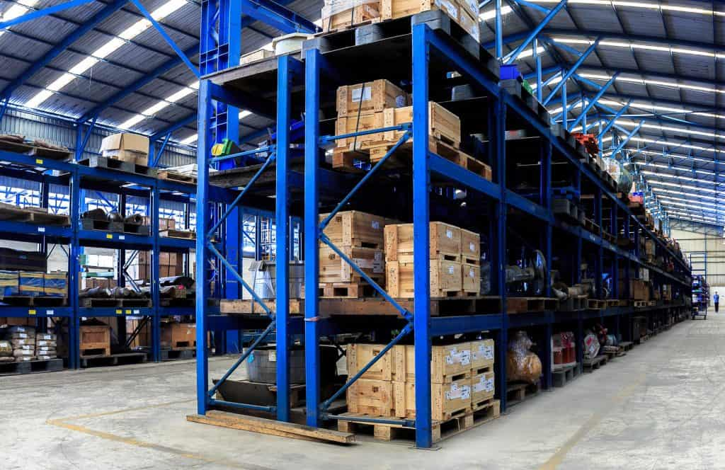 Fire Suppression Systems for Distribution and Warehouses