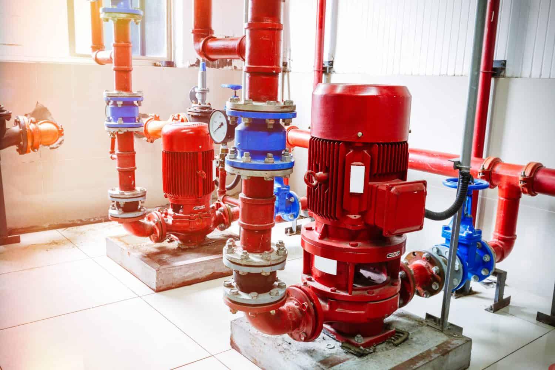 Pumps for Fire Sprinklers