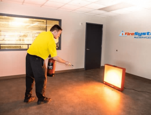 Why should I Hire a Company to Conduct Fire Extinguisher Training?
