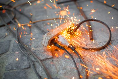 Fire hazards by industry