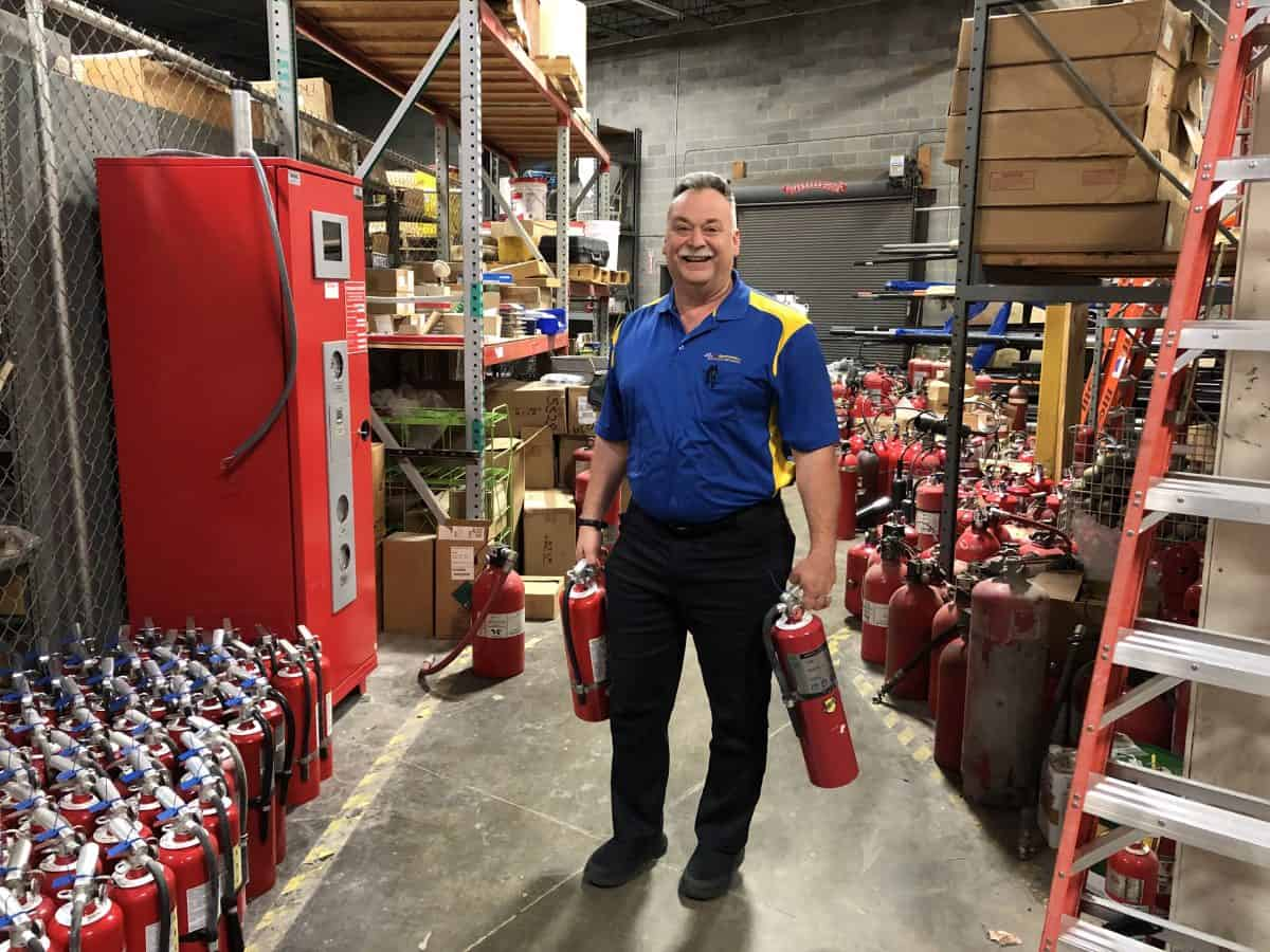 Fire Systems Employee Feature