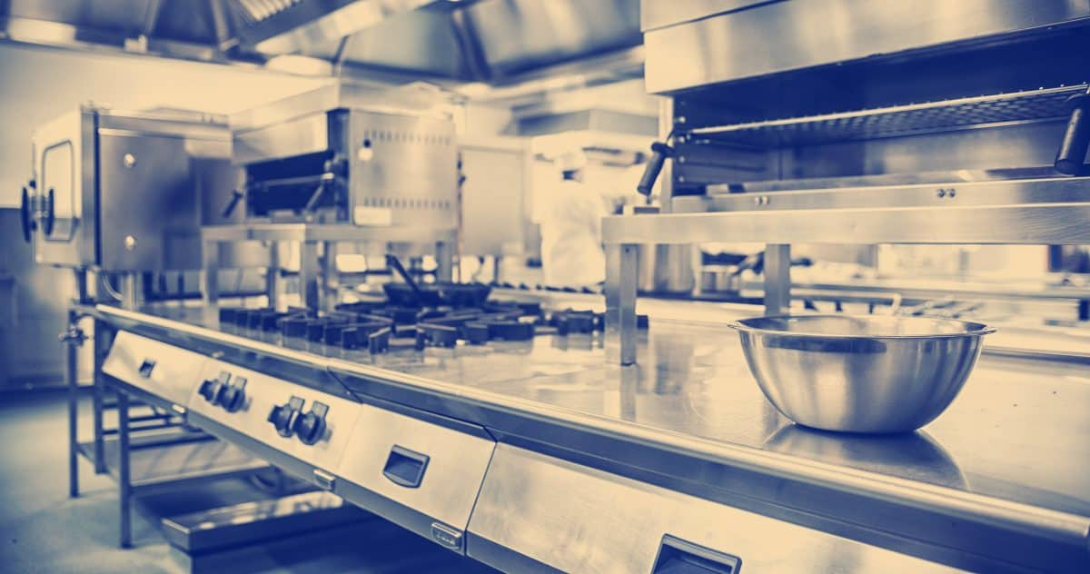 Kitchen suppression systems