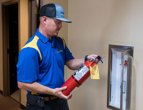 What to Expect: Fire Extinguisher Inspections