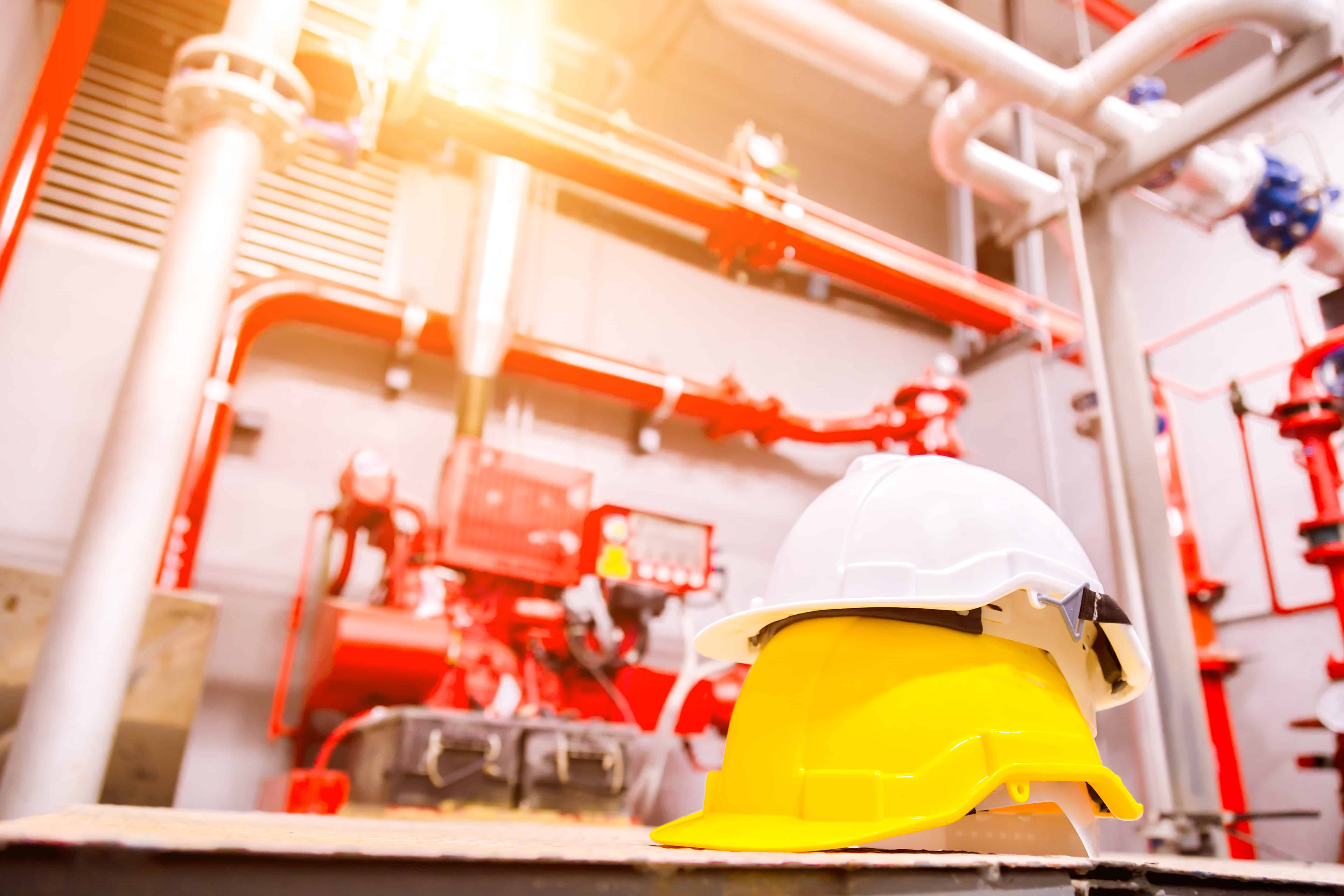 Fire protection inspections