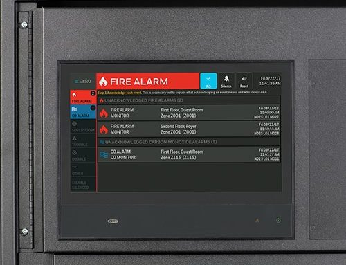 Notifier's Network Control Display to Change the Future of Fire Alarm Panels