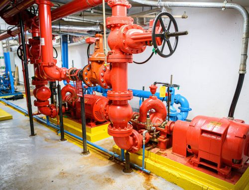 Projects in Progress: Busy Atlanta Hotel Updates Dry Pipe Fire Sprinkler System