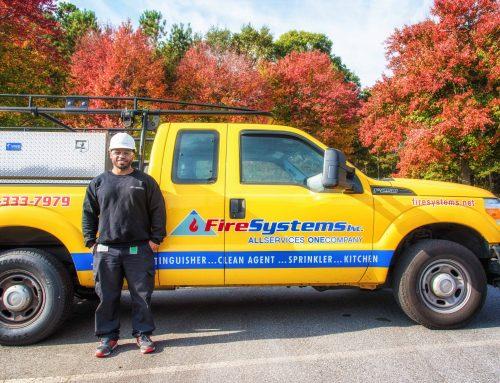 Fire Systems, Inc. Employee Feature: Chris D.