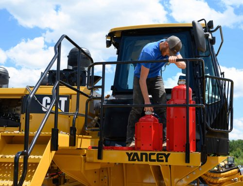 Projects in Progress: Caterpillar Dealer Relies on Fire Systems for Vehicle Suppression System install