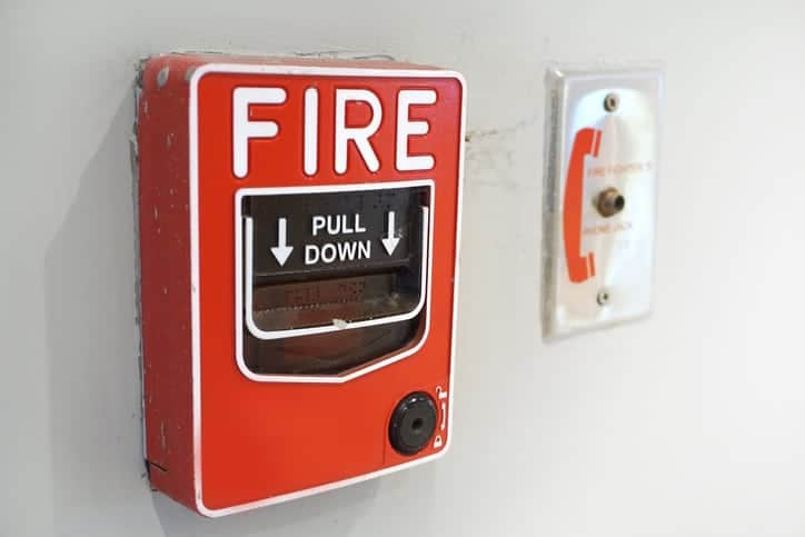Before Fire Alarms – there was … FIRE