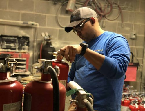 Fire Systems, Inc. Employee Feature: Hansel P.