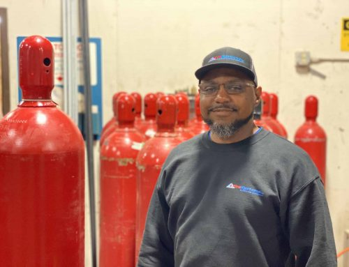 Fire Systems, Inc. Employee Feature: Antonio H.