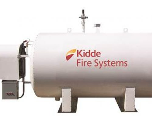 Low Pressure CO2 Fire Suppression Systems