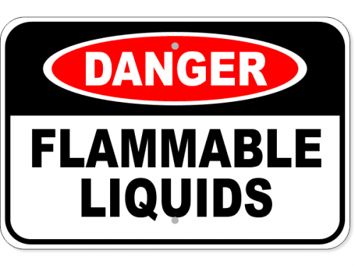 What Type of Fire Extinguisher do I need to Protect Stored Flammable Liquids?