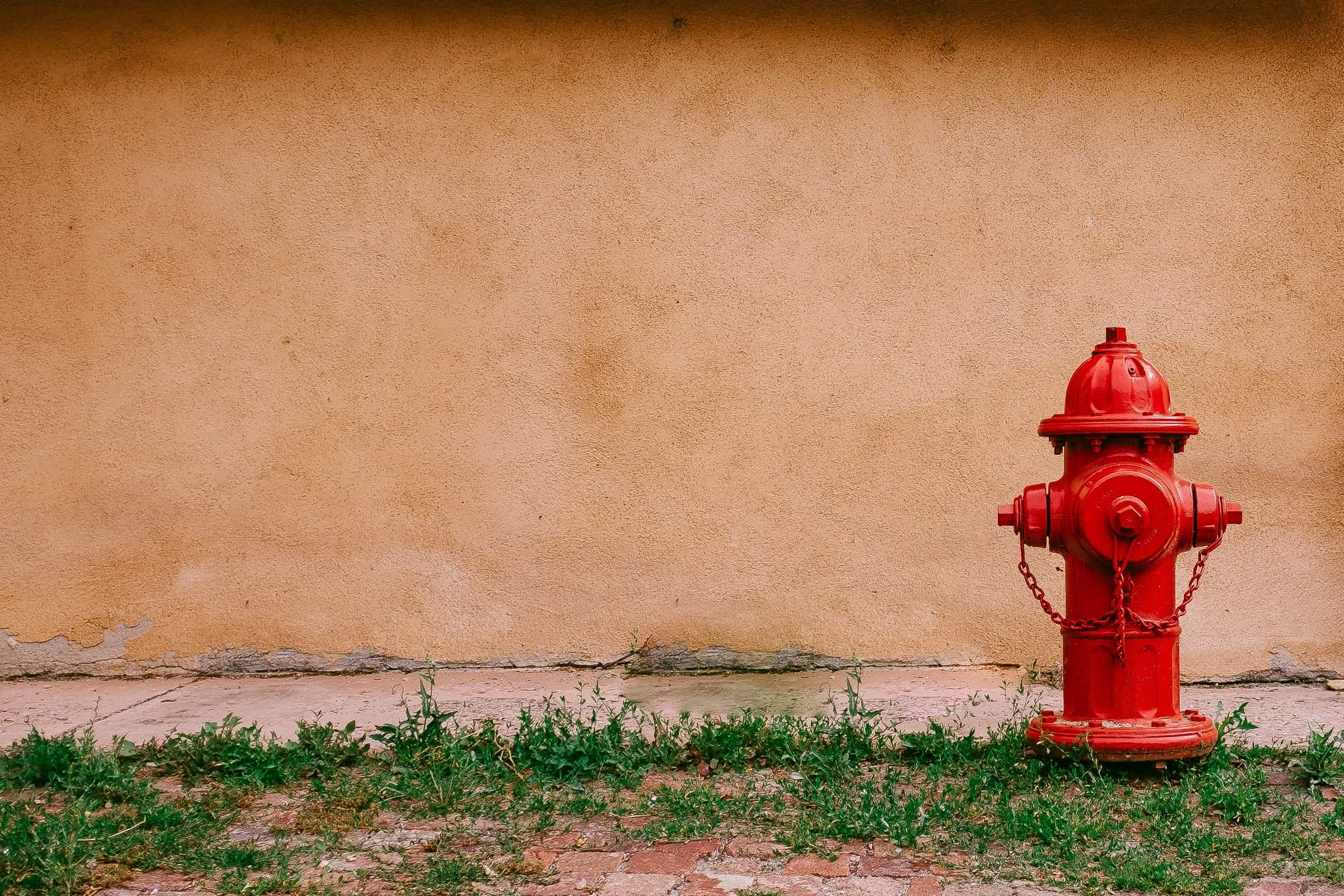 private fire hydrant